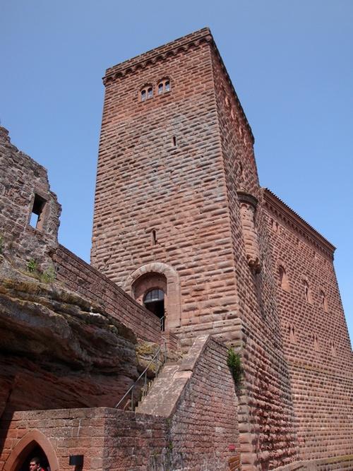 Burg Annweiler