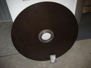 Alte Festplatte aus den 70iger Jahren